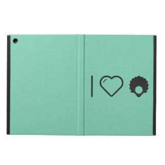 I Love Stylise Fans iPad Air Cases