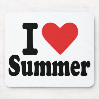 I love summer mouse mat