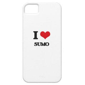 I Love Sumo iPhone 5 Case