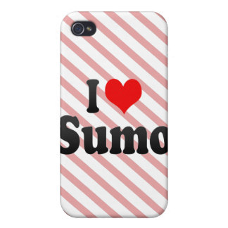 I love Sumo Covers For iPhone 4