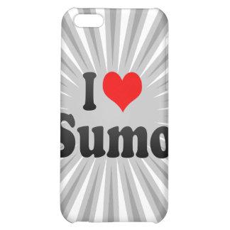I love Sumo iPhone 5C Cover