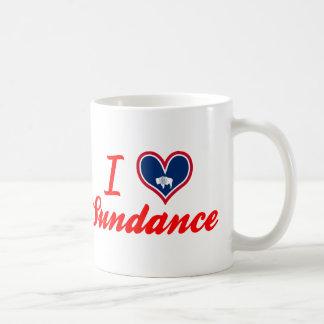I Love Sundance, Wyoming Mugs