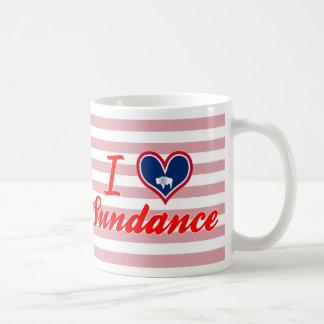 I Love Sundance, Wyoming Mug