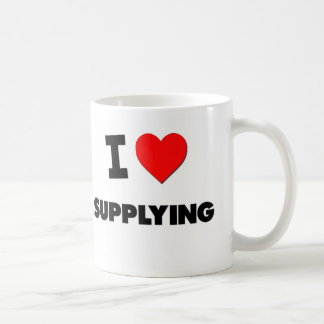 I love Supplying Coffee Mug