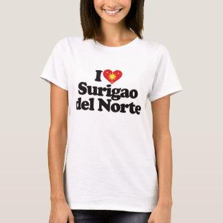 I Love Surigao del Norte T-Shirt