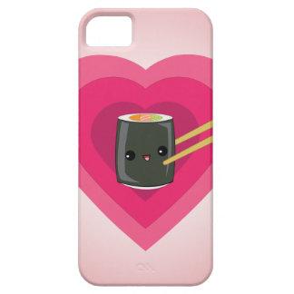 I Love Sushi Kawaii Sushi Roll iPhone Case iPhone 5 Covers