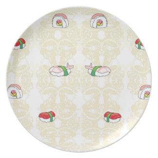 I love Sushi Plate