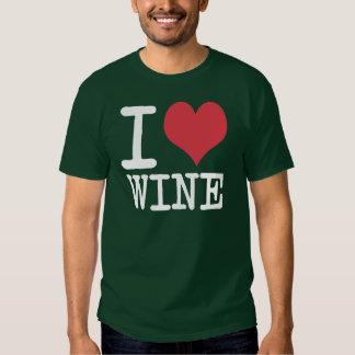 I Love Sushi - Wine - Tea Products & Designs! Shirt