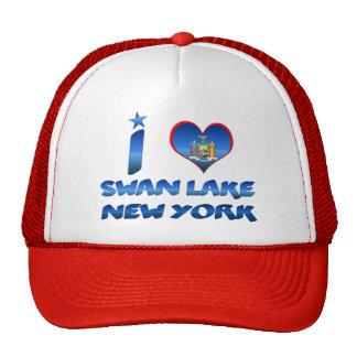 I love Swan Lake, New York Cap