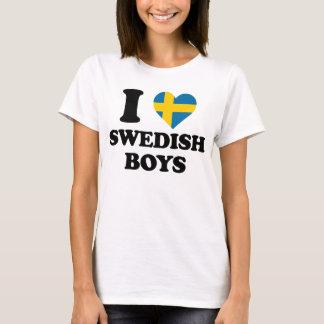 I love Swedish Boys T-Shirt