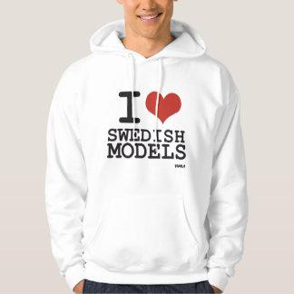 I love Swedish Models Pullover