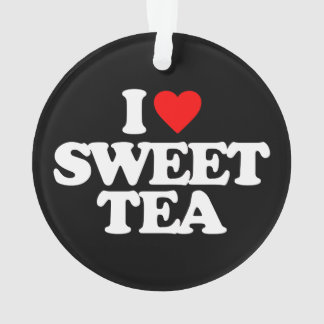 I LOVE SWEET TEA