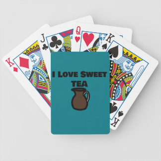 I Love Sweet Tea Cards