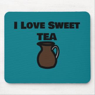 I Love Sweet Tea Mousepad