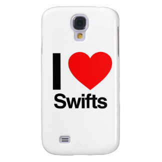 i love swifts galaxy s4 case