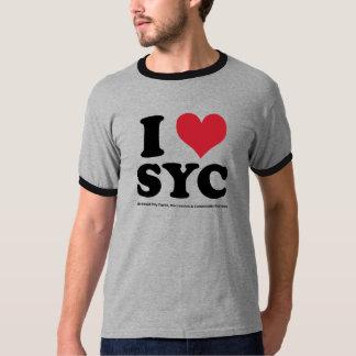 I LOVE SYC T-SHIRT