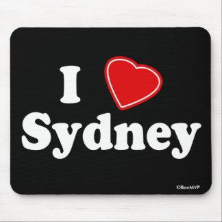 I Love Sydney Mouse Mat