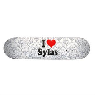 I love Sylas 19.7 Cm Skateboard Deck