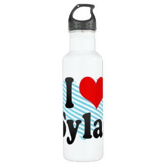 I love Sylas 710 Ml Water Bottle