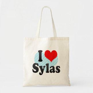 I love Sylas Budget Tote Bag