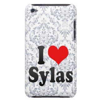 I love Sylas iPod Touch Case