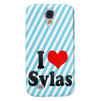I love Sylas Samsung Galaxy S4 Cover