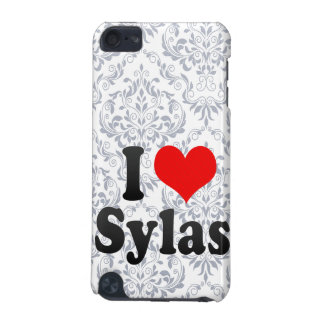 I love Sylas iPod Touch 5G Cover