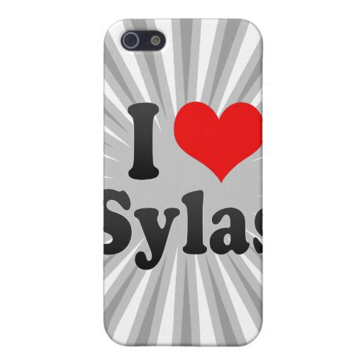 I love Sylas iPhone 5 Cover