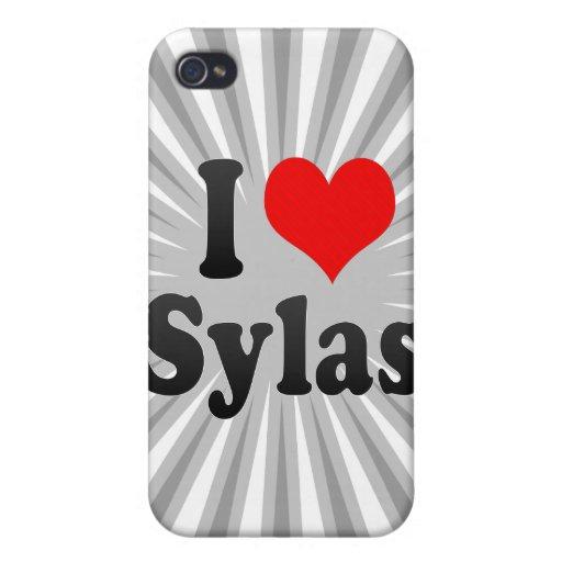 I love Sylas iPhone 4 Case