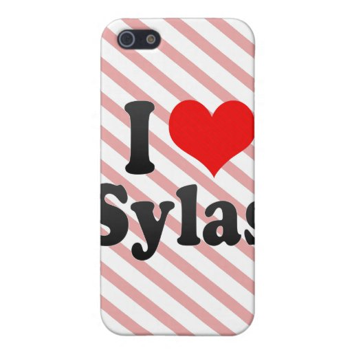 I love Sylas iPhone 5 Case