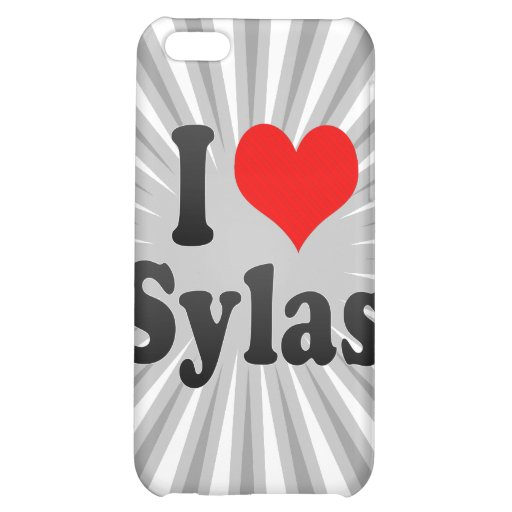 I love Sylas iPhone 5C Cases