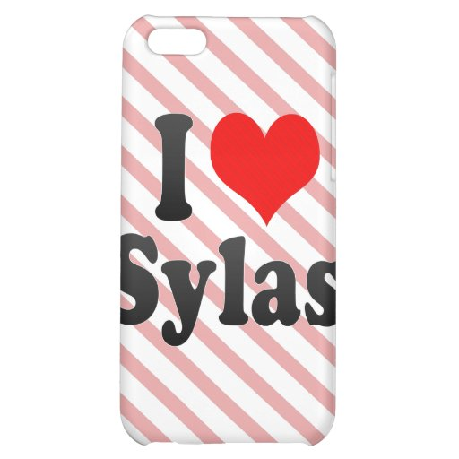 I love Sylas iPhone 5C Cover