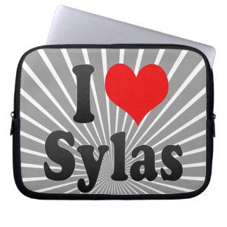 I love Sylas Laptop Computer Sleeves