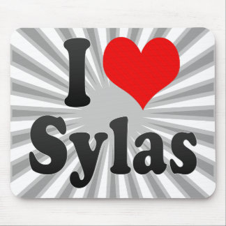 I love Sylas Mouse Pad