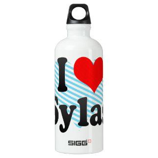 I love Sylas SIGG Traveller 0.6L Water Bottle