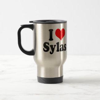 I love Sylas Stainless Steel Travel Mug