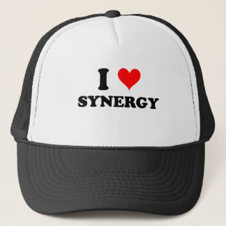I Love Synergy Trucker Hat