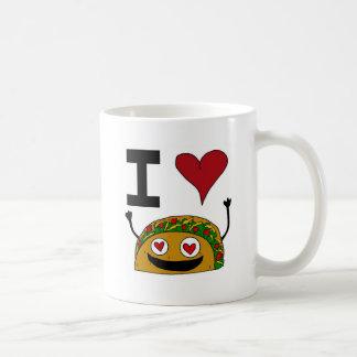 I Love Taco Mug