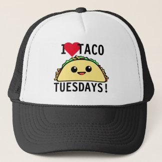 I Love Taco Tuesdays Trucker Hat