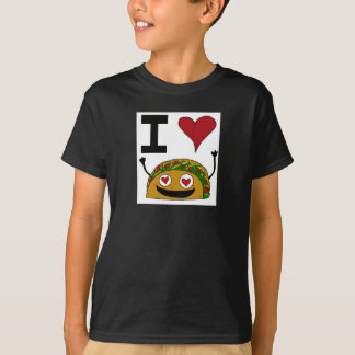 I Love Taco Youth T-Shirt