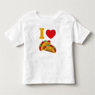 I Love Tacos Toddler T-Shirt