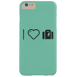 I Love Tag Handbags Barely There iPhone 6 Plus Case