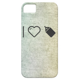 I Love Tags iPhone 5 Cover
