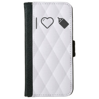 I Love Tags iPhone 6 Wallet Case