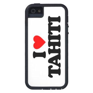 I LOVE TAHITI iPhone 5/5S CASES