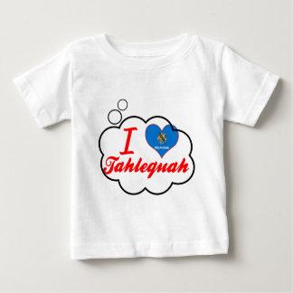 I Love Tahlequah, Oklahoma T Shirts