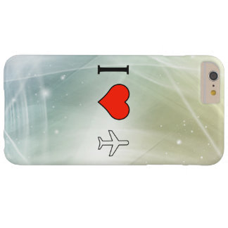 I Love Taking Flights Barely There iPhone 6 Plus Case