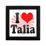 I love Talia Gift Box