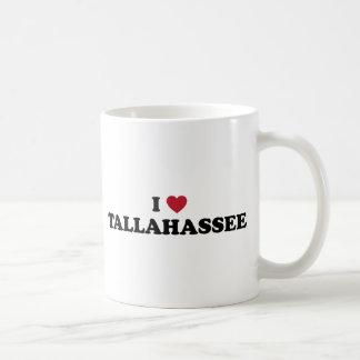 I Love Tallahassee Florida Coffee Mug