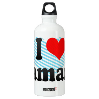 I love Tamara SIGG Traveller 0.6L Water Bottle